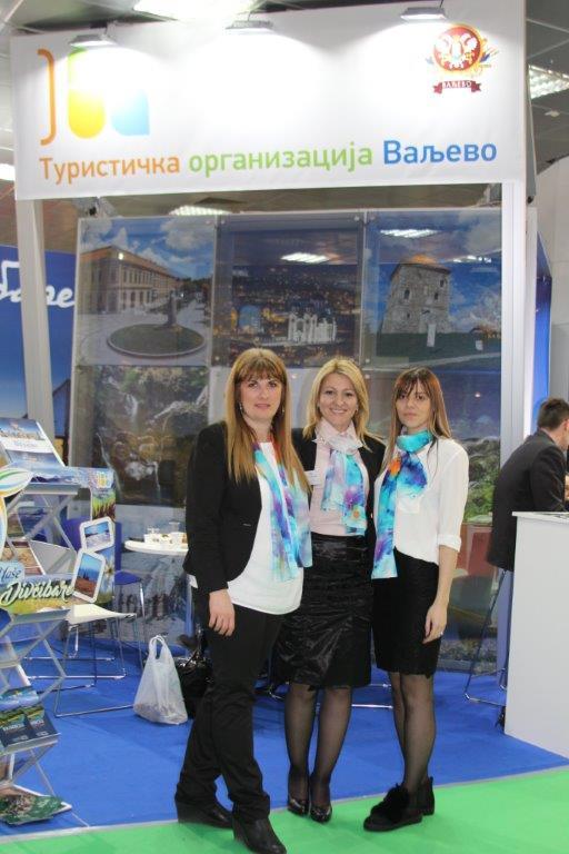 zaposleni u turistickoj organizaciji Valjevo